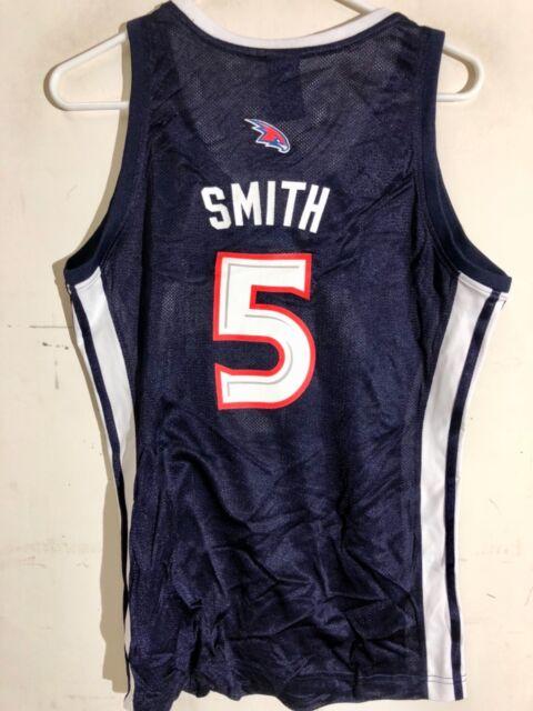 Buy adidas Women s NBA Jersey Atlanta Hawks Josh Smith Navy Sz L ... 8a4ce38065