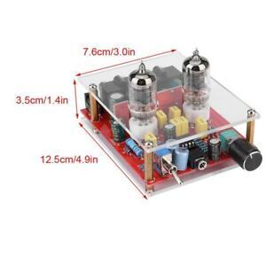 Preampli-a-Lampe-Preampli-a-Lampe-Amplificateur-pour-Casque-Kit-de-Bricolage-6J1