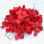 10 x RED SCOTCH LOCK SPLICE CONNECTOR ELECTRICAL CABLE