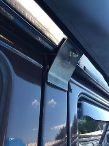 North Westy Stainless Brackets For Arb Awning 80 91