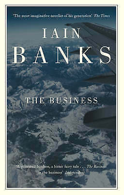 """""""AS NEW"""" The Business, Banks, Iain, Book"""