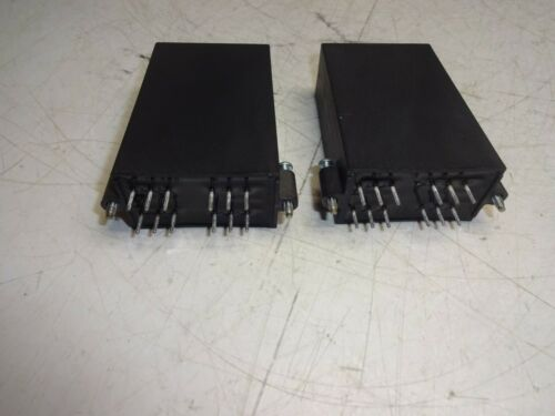 LOT OF 2 OPTO 22 OAC5Q OUTPUT MODULE