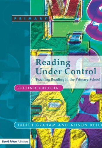 1 of 1 - READING UNDER CONTROL 2ND ED: Teaching Reading in the Primary School (Roehampto
