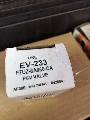 PCV Valve EV233 Motorcraft