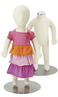 Flexible 3 Month Old Baby Mannequin Boy Girl Unisex Form Retail Bendable 24 ½ T
