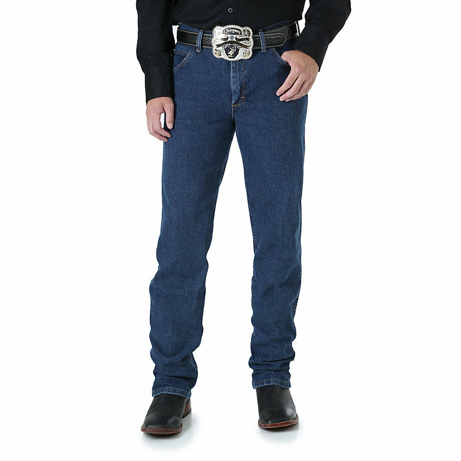 WRANGLER 47MACMS Premium Performance Advanced Comfort Cowboy Cut® No Tax Sell