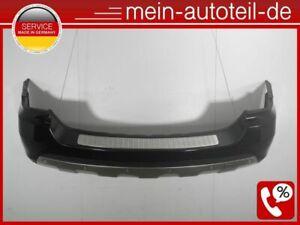 Mercedes-W164-ORIGINAL-Heckstossstange-PDC-197-Obsidianschwarz-1648854225-16488-D