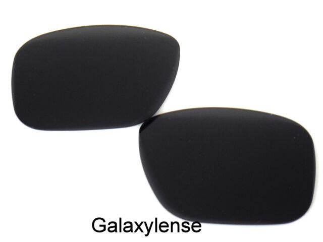 ff3e770e4f Galaxy Replacement Lenses For-Oakley Holbrook Black Color Polarized 100%  UVA B