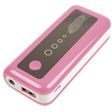 MTEC externer Akku Power Bank für viele Geräte- 5600mAh-Pink-Batterie Battery