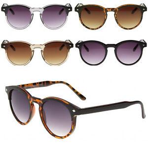Quality-Vintage-Round-Men-039-s-Hipster-Dapper-1960-039-s-Depp-Sunglasses