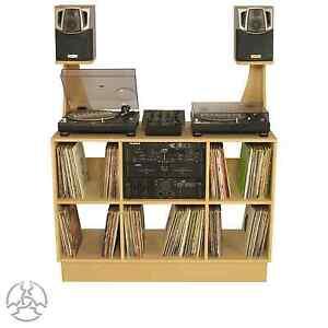 Dj Deck Stand Cdj Turntable Mixer Laptop Dj Stand Inc