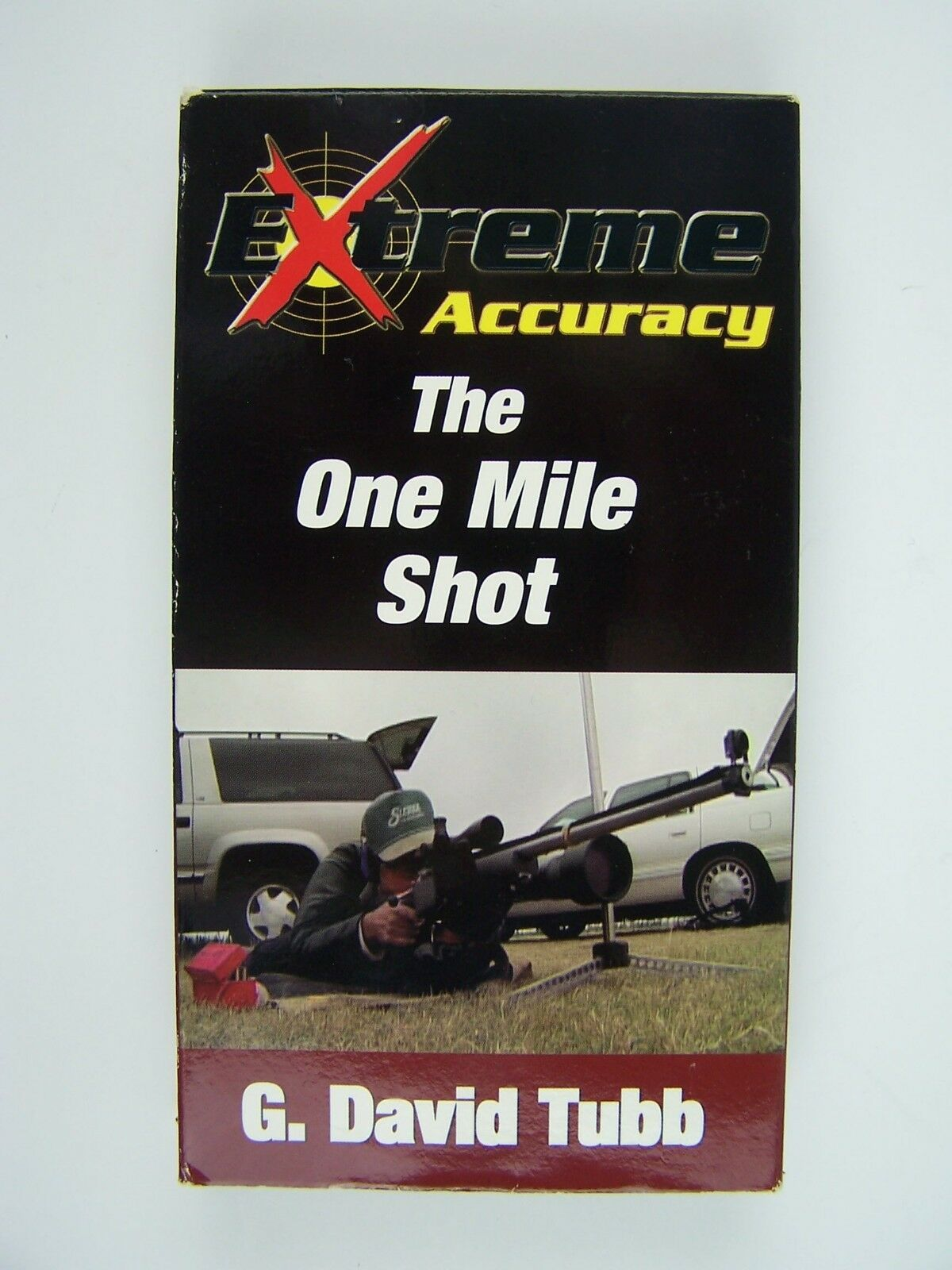 G David Tubb The One Mile Shot 90 Min Extreme Accuracy
