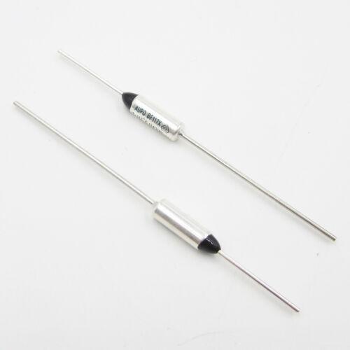 5Pcs Aupo Thermal Sicherung TF Cutoff 117℃ 250V 16A BF117X
