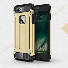 Armor Shockproof Dirtproof Protective Rubber Hard Case Cover For iPhone 7 Plus