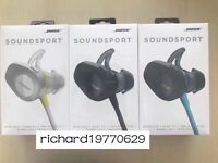 Original Sealed Soundsports Wireless Earphone Headphone For Bose