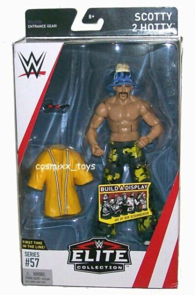 Mattel WWE Elite Series 57 Scotty 2 Hotty Action Figure