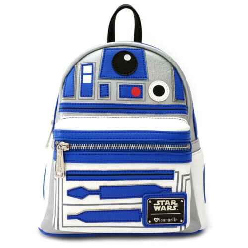 Offiziell Loungefly Star Wars R2-D2 Mini Rucksack