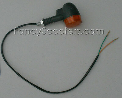 2-wires R-6 Pocket bikes OEM PART 2 PCS OF Rear Turn Signal for X-8