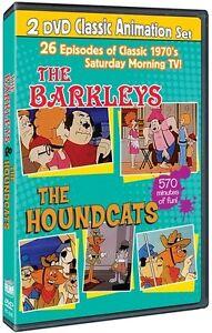 Barkleys-amp-The-Houndcats-2-DISC-SET-2015-DVD-New