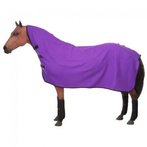Tough-1-Softfleece-Contour-Cooler-Horse-Tack-Equine