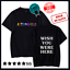 TRAVIS SCOTT ASTROWORLD WISH YOU WERE HERE shirts T-shirts LOOK MOM I CAN FLY