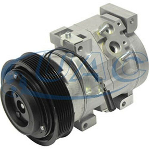 Universal Air Conditioning CO10768C New Compressor And Clutch