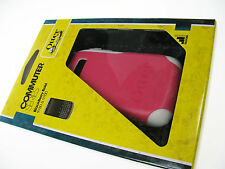 NEW OTTERBOX BlackBerry BOLD 9700/9780 Avon Pink Commuter Case+Screen Protector