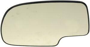 Door Mirror Glass Left Dorman 56073 37495560733