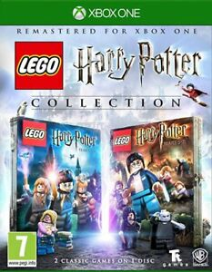 LEGO-Harry-Potter-Collection-Xbox-One-BRAND-NEW-AND-SEALED-QUICK-DISPATCH