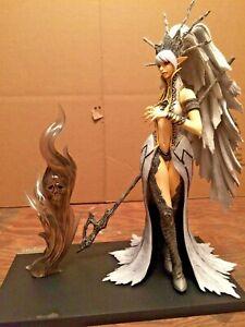 Dark-Elf-Gatekeeper-1-7-scale-prepainted-figure