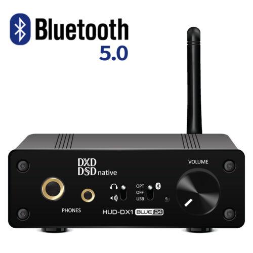 AUDINST HUD-DX1 Blue24 USB DAC Bluetooth 5.0 DSD DXD Sound Card Asynchronous