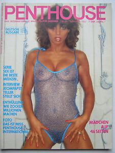 nude magazine Vintage penthouse