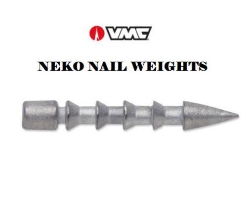 Choice of Size VMC Neko Nail Weight Natural 10 Per Pack