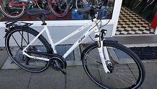Damen Trekkingrad KTM VENETO LIGHT DISC WEISS 51cm NEU