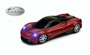 Pagani-Huayra-Wireless-Car-Mouse-Red-IDEAL-CHRISTMAS-GIFT-OFFICIAL-LICENSED