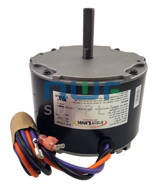Emerson Lennox Condenser Fan Motor 68J23 1//6HP 460V 0.55A 1PH K55HDXBS-6755