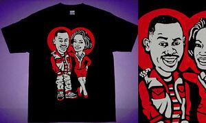 93410d7ad8c New 11 air bred Martin & Gina shirt jordan black red xi low playoff ...