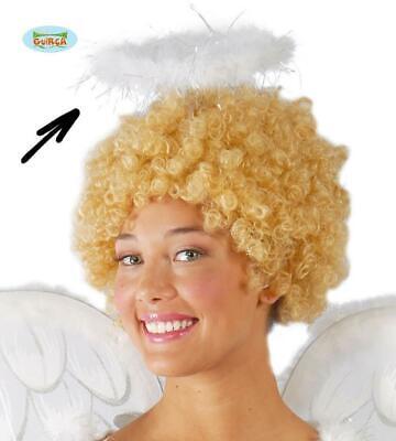 Aureola bianca a cerchietto