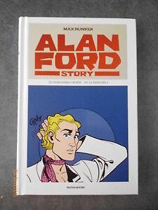 ALAN FORD STORY n° 115 (contiene i nn° 229 e 230) - MONDADORI CARTONATO - NUOVO