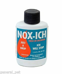 Weco Nox-ich 37ml Strengthening Sinews And Bones Water Tests & Treatment Fish & Aquariums