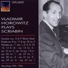 Horowitz spielt Scriabin von Vladimir Horowitz (2010)