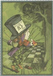 Retro-Mad-Hatter-Halloween-DIGITAL-Counted-Cross-Stitch-Pattern-Needlepoint