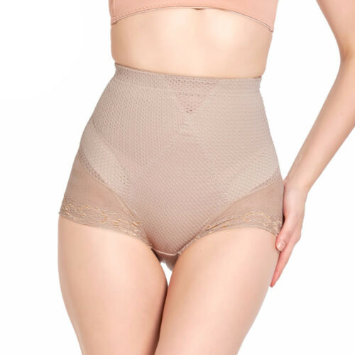 Women/'s Top Body Shaper Firm Control Slimming Underwear High Waist Knicker Pants