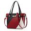 Women-PU-Leather-Bag-Purse-Shoulder-Handbags-Tote-Messenger-Satchel-Cross-Body thumbnail 32