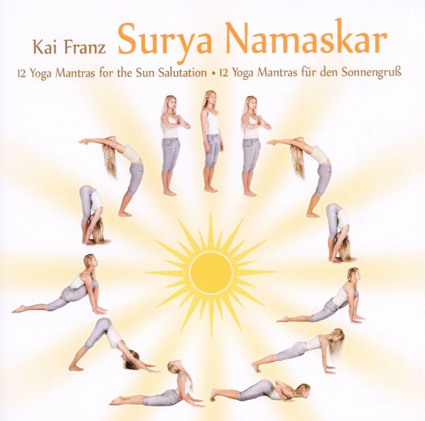Surya Namaskar von Kai Franz 50 online kaufen   eBay