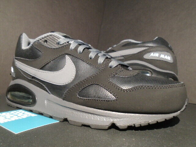 exquisite style release info on arrives 2010 NIKE AIR MAX CLASSIC LEATHER SI BLACK DARK GREY 1 90 BW ATMOS  418623-020 9