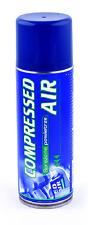 Druckluftspray 400ml Druckluftreiniger Entstäubung von unzugänglichen Stellen