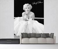 Large Wall Mural Paper Wallpaper Marilyn Monroe Hollywood Star - Celebrities