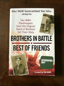 Wild-Bill-Guarnere-and-Babe-Brothers-In-Battle-Best-Of-Friends-Book