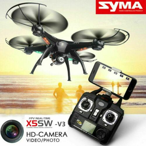 Syma-X5SW-V3-6-Axis-Wifi-FPV-360-Flip-Explorers-RC-Quadcopter-Drone-HD-Camera